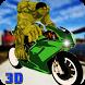 Superheroes Bike Stunts by Digital Royal Gaming