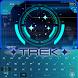 ✦ TREK ✦ Keyboard by NSTEnterprises