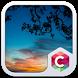 Best Sunset Theme C Launcher by Pop Locker Team - Hide Secret App
