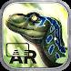 Baby Blue Raptor Trainer: Jurassic Evolution AR by EasyWorldDevelopment