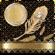 Golden feather diamond theme by hotthemeteam