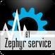 SenseView BT Zephyr Sensor by Mobili