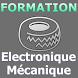 Electronique et Mécanique by NajmCV