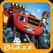 Blaze Dash Monster by MALO Studio