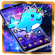 Galaxy Unicorn Sparkly Wonderland Theme by Android Themes by PIXI