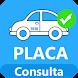 Consulta Placa - Tabela FIPE DETRAN