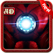 Iron Superhero HD Animated Wallpapers by teamdevs1