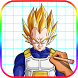 Learn How to Draw Super Saiyan Broly Easy Step by topps