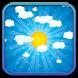 حالة الطقس غدا by joseph developer