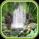 3D Waterfall Live Wallpaper by Amax LWPS