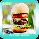 Classic Burger Recipes Ideas by Boss Studio
