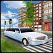 VIP Limo Taxi Driver City Rush by Desert Safari Studios