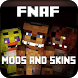 Maps, mods fnaf skins for mcpe by Craftingbox