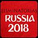 Russia's 2018 classification by Gerard Porras