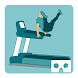 VR Treadmill Dancer by NDigitec