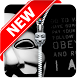 Anonymous Lock Screen Wallpaper by Satria Games Studio