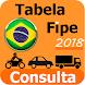 Tabela Fipe 2018 - Carros, Motos, Caminhoes
