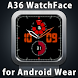 A36 WatchFace for Android Wear by Smartwatch Bureaux