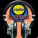 Latvian Radio by blue sky