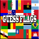 Guess Country Flag Names by Modal Nekat