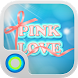 Pink Love Hola Launcher Theme by Pink Themes for Hola Launcher