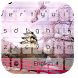 Cherry blossoms Keyboard by Remote design studio