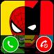 Superheroes Kids Call by Kidou