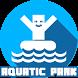 Aquatic park map for Minecraft by Devochka