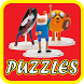 Puzzles lego adventure time by Best Slide Puzzle Game For Kid Heroes Fun Survivor