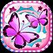 Cute Butterfly Live Wallpaper by Best Cute Apps