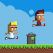 Retro Running Brothers by Mapi Games