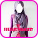 Hijab Fashion Photo Montage V2 by marodevs