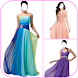 Chiffon Dress by Picapps