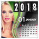 2018 Calendar Frames for Pictures by Most Useful Apps