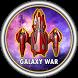 Galaxy War Spaceship by LubangSemut