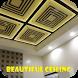Beautiful Ceiling Design by Riri Developer