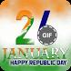 Republic Day GIF 2018 by Shree Madhava Labs