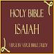 HOLY BIBLE: ISAIAH, STUDY APP by Charleston Shi LLC