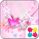 Cute Theme-Dreamy Flowers- by +HOME by Ateam