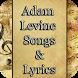Adam Levine Songs&Lyrics by CactusDeveloper