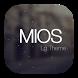 MIOS Blur Theme LG V20 & G5 by WSTeams