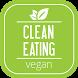 Clean eating vegan by eatgood online