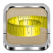 Tape measure (cm, inch) by NeoAndroid in Cos.