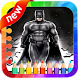 How To Draw : Batman *Easly Step* by app4childrens