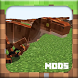 Dinosaur Mods for Minecraft PE by MODS SKINS
