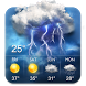 local weather updates daily forecast widget&app by