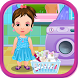 Home Laundry Girls Games by Ozone Development