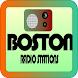 Boston Radio Stations by Tom Wilson Dev