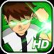 Little Ben Alien Hero - Fight Alien Flames