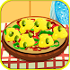 Pizza Maker Chef-COOKING mama by JoshDang